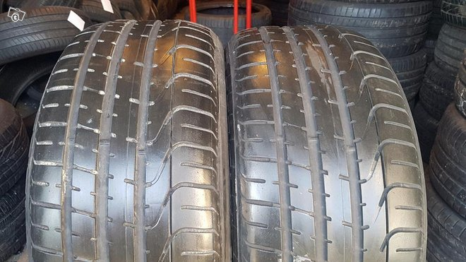 Pirelli P ZERO 103Y DOT15 5-6mm 2kpl