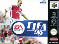 FIFA 99 N64 Suomiohjeet CIB Posti 3Eu Tai Nouto