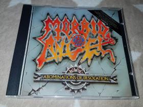 Morbid Angel - Abominations Of Desolation CD, Musiikki CD, DVD ja äänitteet, Musiikki ja soittimet, Tampere, Tori.fi