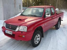 Mitsu l200 :osia, Autovaraosat, Auton varaosat ja tarvikkeet, Parkano, Tori.fi