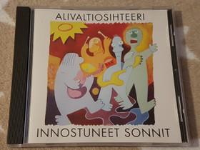 Alivaltiosihteeri - Innostuneet Sonnit CD, Musiikki CD, DVD ja äänitteet, Musiikki ja soittimet, Tampere, Tori.fi