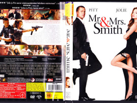 Mr. ja Mrs. Smith DVD, Elokuvat, Kouvola, Tori.fi