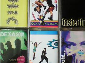 Ysäri hittejä c kasetit, Musiikki CD, DVD ja äänitteet, Musiikki ja soittimet, Polvijärvi, Tori.fi