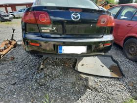 Mazda 3 -05:n takapuskuri, Autovaraosat, Auton varaosat ja tarvikkeet, Lapua, Tori.fi