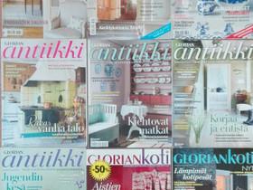 60-l Kuva-Posti lehdet , Glorian Antiikki ja Koti, Muut kirjat ja lehdet, Kirjat ja lehdet, Hämeenlinna, Tori.fi