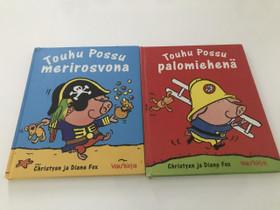 Vaukirjan kolme lastenkirjaa, Lastenkirjat, Kirjat ja lehdet, Kangasala, Tori.fi