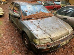 Honda Civic 1.4 Automaatti-varaosa/korjattavaksi, Autot, Loppi, Tori.fi