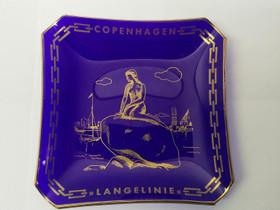 Pieni merenneito Copenhagen Langelinie tuhkakuppi, Muu keräily, Keräily, Mikkeli, Tori.fi