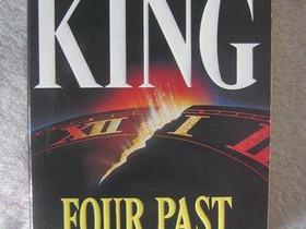 Stephen King: Four Past Midnight, Imatra/posti, Kaunokirjallisuus, Kirjat ja lehdet, Imatra, Tori.fi