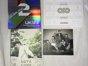 Kpop (cd ja/tai dvd), Musiikki CD, DVD ja äänitteet, Musiikki ja soittimet, Kuopio, Tori.fi