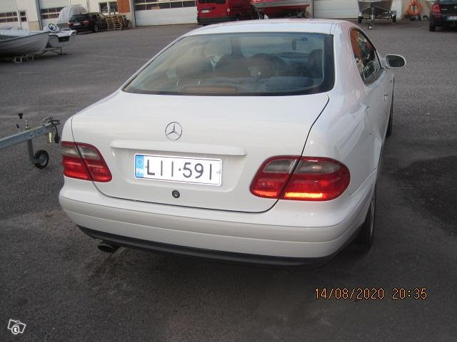HIENO MB CLK 200 -98 ELECANSCE 4900 3