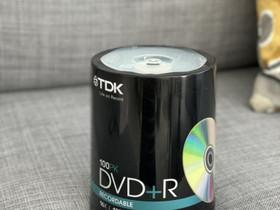 Uudet DVD-levyt tallentamiseen. Avaamaton pakkaus., Muu tietotekniikka, Tietokoneet ja lisälaitteet, Lahti, Tori.fi
