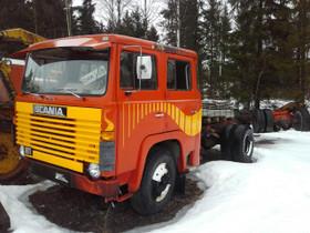 Scania 81, Kuljetuskalusto, Työkoneet ja kalusto, Kitee, Tori.fi