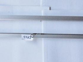 Ripustus Snap on-lista, alumiinia 85cm, Muu sisustus, Sisustus ja huonekalut, Rauma, Tori.fi