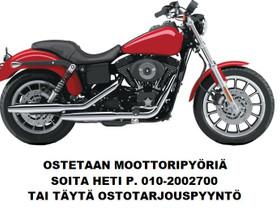 Moottoripyörät käteiseksi Helppoa ja turvallista, Moottoripyörät, Moto, Tuusula, Tori.fi