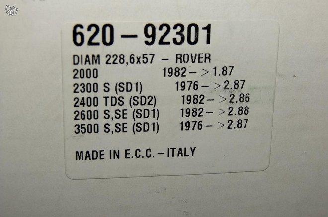 Rover sd1 1976-88 jarrukengät