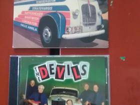Cd-levyt; the Devils, 69eyes Paleface Soundi, Musiikki CD, DVD ja äänitteet, Musiikki ja soittimet, Lappeenranta, Tori.fi