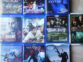 Blu-ray leffat, Elokuvat, Polvijärvi, Tori.fi