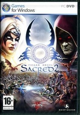 Fallen Angel Sacred 2 PC Uusi Pkt 2,5e/Nouto