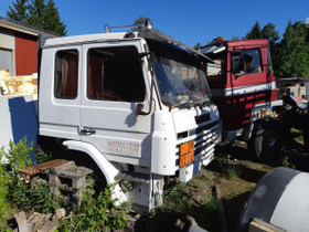 Scania ehyt hytti, Kuljetuskalusto, Työkoneet ja kalusto, Kitee, Tori.fi
