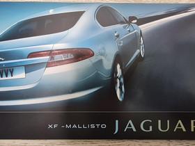 Jaguar XF -esite 2009, Harrastekirjat, Kirjat ja lehdet, Lappeenranta, Tori.fi