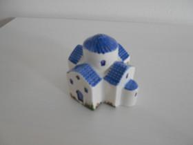 Ihana pieni kreikkalainen kirkko keramiikkaa, Sisustustavarat, Sisustus ja huonekalut, Joensuu, Tori.fi