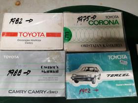 Toyota Camry corona tercel, Autovaraosat, Auton varaosat ja tarvikkeet, Sipoo, Tori.fi