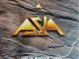 ASIA - Live In Moscow 1990 CD + DVD-elokuva, Elokuvat, Kangasala, Tori.fi
