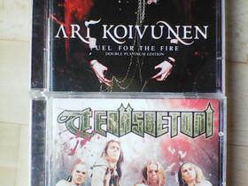 Suomi hevii CD, Musiikki CD, DVD ja äänitteet, Musiikki ja soittimet, Polvijärvi, Tori.fi