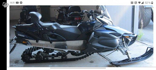 Yamaha rs venture tf 2007 osia
