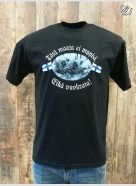 T-paita, Tätä maata ei