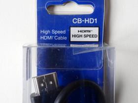 HDMI-kaapeli Olympus CB-HD1, Valokuvaustarvikkeet, Kamerat ja valokuvaus, Kajaani, Tori.fi