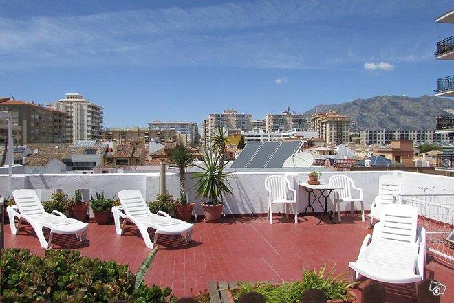 Espanja, Fuengirola. Hostal huonevuokra 395 KK