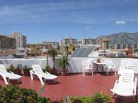 Espanja, Fuengirola. Tilava 1 hengen huone , netti