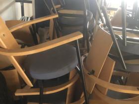 Hyviä tuoleja esim. toimistoon tai kokoustilaan, Pöydät ja tuolit, Sisustus ja huonekalut, Oulu, Tori.fi