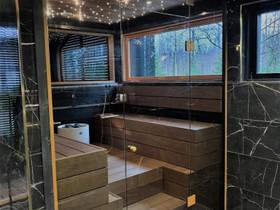 Saunan lasiseinät, Kylpyhuoneet, WC:t ja saunat, Rakennustarvikkeet ja työkalut, Nokia, Tori.fi