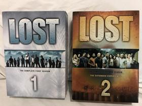 Lost kaudet 1 ja 2, Elokuvat, Espoo, Tori.fi