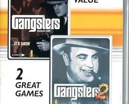 Gangsters 2 + 1 PC Uusi/Muoveissa Pkt 2,5e/Nouto, Pelikonsolit ja pelaaminen, Viihde-elektroniikka, Tampere, Tori.fi