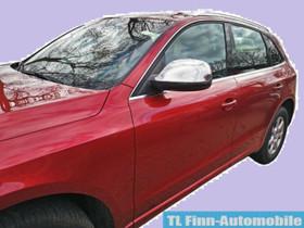 Audi Q5 8R 08/2008-12/2016 peilikuoret ruostumatto, Autovaraosat, Auton varaosat ja tarvikkeet, Vantaa, Tori.fi