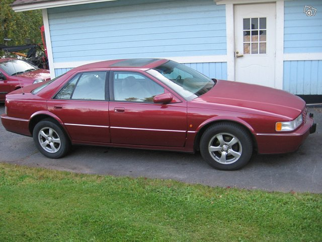 Cadillac Seville & STS 2