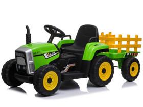 ZH sähkötoiminen päältäistut traktori peräkärryllä, Muut motot, Moto, Harjavalta, Tori.fi
