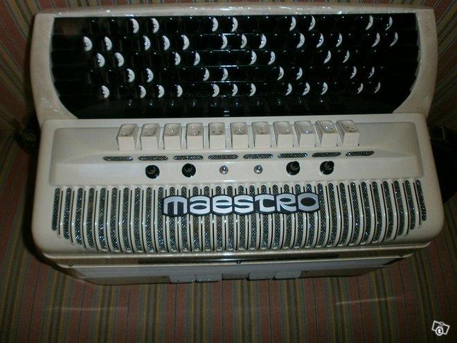 Kouvolan Maestro 85.4 Äänikerta hieno