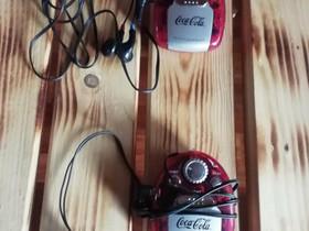 Coca Cola kuulokkeet 2kpl, Muu musiikki ja soittimet, Musiikki ja soittimet, Ylöjärvi, Tori.fi