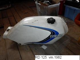 Yamaha rd 125, Moottoripyörän varaosat ja tarvikkeet, Mototarvikkeet ja varaosat, Lappeenranta, Tori.fi