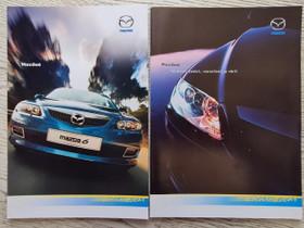 Mazda 6 -esitteet, Harrastekirjat, Kirjat ja lehdet, Lappeenranta, Tori.fi