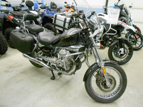 Moto Guzzi 750 Nevada Classic Custom aj.21tkm, Moottoripyörät, Moto, Seinäjoki, Tori.fi