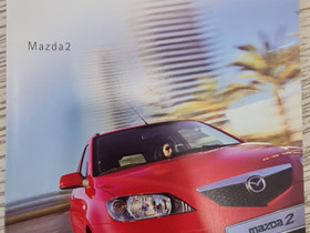 Mazda 2 -esite 2003, Harrastekirjat, Kirjat ja lehdet, Lappeenranta, Tori.fi