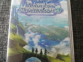 PSP: Tales of The World: Radiant Mythology 3, Pelikonsolit ja pelaaminen, Viihde-elektroniikka, Helsinki, Tori.fi