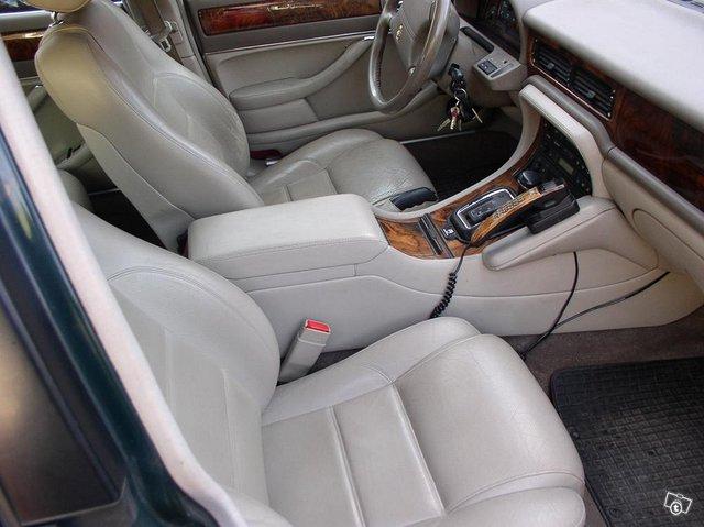 Jaguar XJ 6 3,2 autom. 1995 6