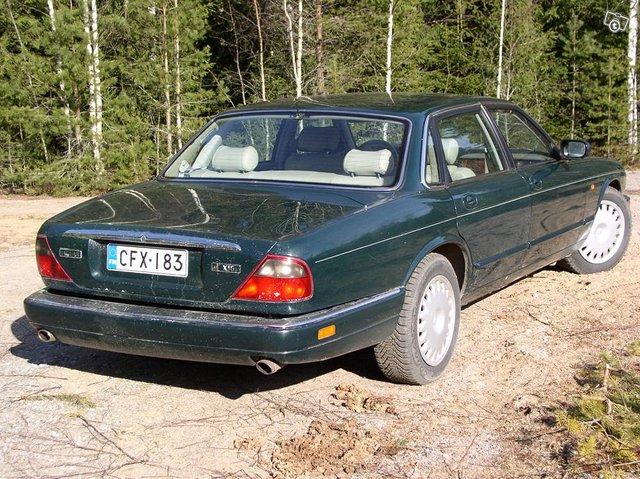 Jaguar XJ 6 3,2 autom. 1995 5